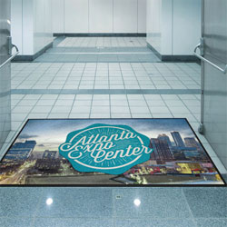 Digiprint HD Logo Mat