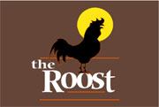 "3' 6"" x 5' 2"" x Digiprint Classic THE ROOST Indoor Logo Mat"