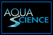 "2' x 3' (24"" x 35"") Digiprint Classic AQUA SCIENCE Indoor Logo Mat"