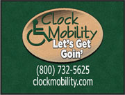 "3' x 4' (35"" x 47"") Digiprint Classic CLUB MOBILITY Indoor Logo Mat"