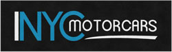 "3' x 10' (35"" x 119"") Digiprint Classic NYC MOTOR CARS   Indoor Logo Mat"