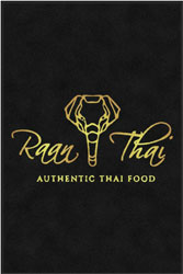 "4' x 6'(45"" x 69"") Digiprint HD RAAN THAI   Indoor Logo Mat"