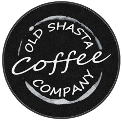 "3' Round (35"" inches) Digiprint HD Custom Shape OLD SHASTA  Indoor Logo Mat"