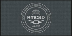 4' x 8' Waterhog Impressions HD RMCAD   Indoor/Outdoor Logo Mat