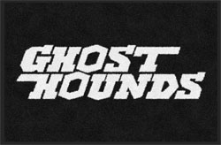 "2' x 3' (24"" x 35"") Digiprint ClassicGHOST HOUNDS   Indoor Logo Mat"
