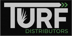 "4' x 8'(45"" x 95"") Waterhog Inlay TURF DISTRIBUTORS  Indoor/Outdoor Logo Mat"