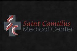 "4' x 6'(45"" x 69"") Digiprint HD SAINT CAMILLUS  Indoor Logo Mat"