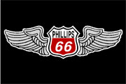 "2' x 3' (24"" x 35"") Digiprint Classic PHILLIPS 66 Indoor Logo Mat"