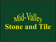 "3' x 4' (35"" x 47"") Digiprint Classic MID VALLEY STONE Indoor Logo Mat"
