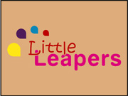 "3' x 4' (35"" x 47"") Digiprint Classic LITTLE LEAPERS Indoor Logo Mat"